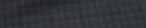 【Cu_6w07】ネイビー・黒・グレーファンシーチェック