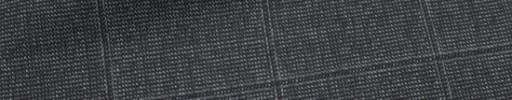 【Cu_6w10】グレーピンチェック+5×4cmウィンドウペーン