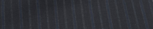 【Cu_6w33】ネイビー+1.5cm巾ブルー・ブルーグレー交互ストライプ