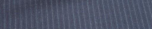【Cu_6w37】ブルーグレー4ミリ巾織り交互ストライプ