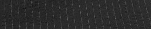 【Cu_6w38】黒ヘリンボーン+6ミリ巾白ストライプ