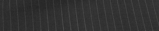【Cu_6w40】ダークグレー+6ミリ巾白ストライプ