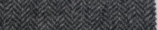 【P_6w15】ミディアムグレー1.2cm巾ヘリンボーン