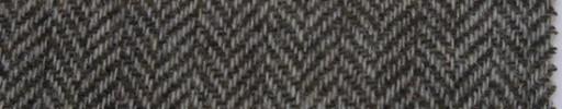 【P_6w22】赤茶グリーン・ライトグレーミックス1.5cm巾ヘリンボーン