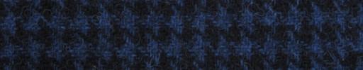 【Ht_6w342】ブルー×ブラック・シェファードチェック