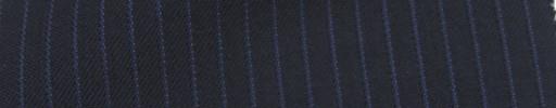 【Ie_6w007】ネイビー+5ミリ巾パープルストライプ