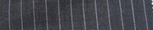 【Ie_6w021】ミディアムグレー柄+6ミリ巾ライトピンクストライプ