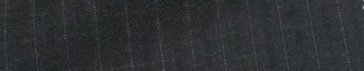 【Ie_6w024】チャコールグレー柄+8ミリ巾織り・ピンクドット交互ストライプ