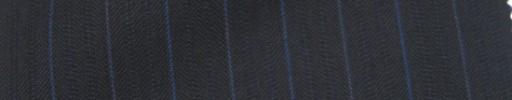 【Ie_6w033】ネイビー柄+2.2cm巾ブルー交互ストライプ
