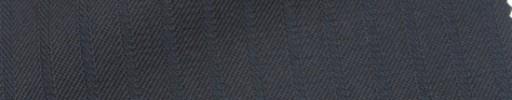 【Ie_6w045】ネイビー柄+7ミリ巾織りストライプ