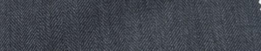 【Ie_6w068】ミディアムグレー1.1cm巾ヘリンボーン