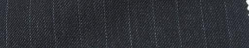 【Ie_6w071】チャコールグレー+9ミリ巾ストライプ