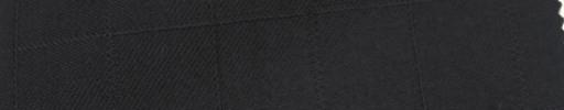【Ie_6w077】黒+2×1.7cmシャドウプレイド