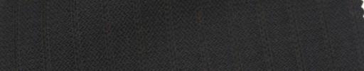 【Ie_6w079】ダークブラウン+8ミリ巾織りストライプ