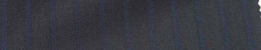 【Ie_6w121】ダークグレー+9ミリ巾パープルストライプ
