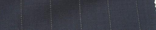 【Ie_6w124】ダークネイビー+1.8cm巾ストライプ