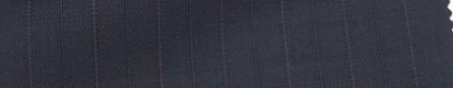 【Ie_6w137】ネイビー+1.8cm巾織り・パープル交互ストライプ