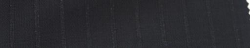 【Ie_6w138】ブラック+9ミリ巾織りストライプ