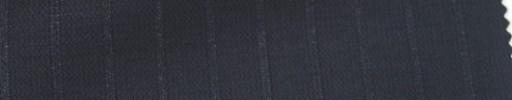 【Ie_6w139】ネイビー+9ミリ巾織りストライプ