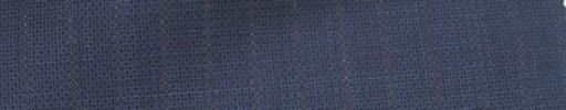【Ie_6w140】ブルーグレー+6ミリ巾赤茶ストライプ