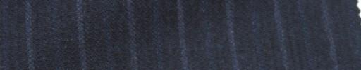 【Ie_6w146】ネイビー柄+1.2cm巾ブルー・ライトブルー交互ストライプ