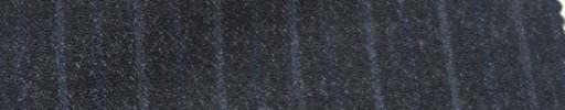 【Ie_6w147】チャコールグレー柄+1.2cm巾ブルー・ライトブルー交互ストライプ