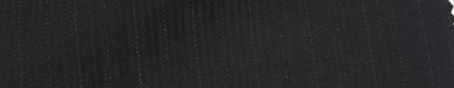 【Ie_6w151】黒柄+1.2cm巾ラメストライプ