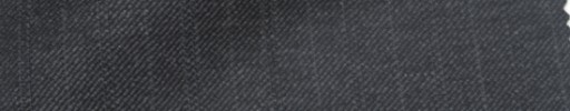 【Ie_6w191】チャコールグレー+1.3cm巾織り交互ストライプ