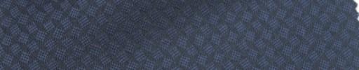 【Ie_6w200】ブルーグレー・ファンシードットパターン