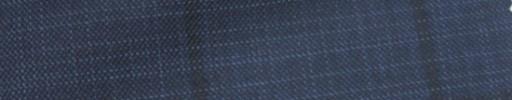 【Ie_6w213】ライトネイビー+5×4cmブラックウィンドウペーン
