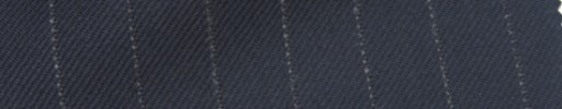 【Ie_6w218】濃紺地+1.3cm巾白チョークストライプ