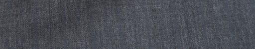【Mc_6w09】ミディアムグレー柄+1.4cm巾織り交互ストライプ