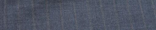 【Mc_6w10】ブルーグレー+1.1cm巾ストライプ
