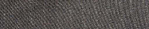 【Mc_6w11】ブラウン+1.1cm巾ストライプ