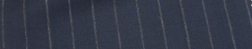 【Mc_6w17】ネイビー+1.1cm巾ストライプ