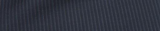 【Mc_6w22】ネイビー+2ミリ巾白・ブルードットストライプ