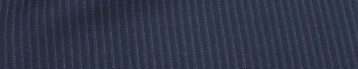 【Mc_6w23】ライトネイビー+2ミリ巾白・ブルードットストライプ