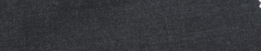 【Mc_6w36】チャコーグレー+3ミリ巾織りストライプ