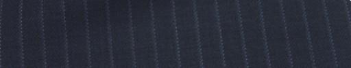 【Mc_6w38】ネイビー+9ミリ巾ストライプ