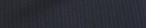 【Mc_6w40】ダークネイビー柄+7ミリ巾ブルーWストライプ