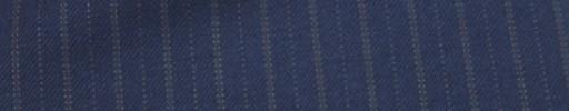 【Mc_6w48】ライトネイビー柄+1.1cm巾グレー・ドット交互ストライプ