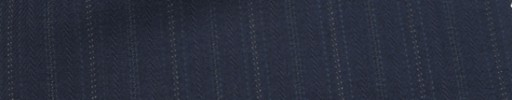 【Mc_6w49】ネイビー柄+2cm巾ドット交互ストライプ