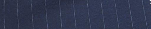 【Mc_6w68】ライトネイビー+1.2cm巾ライトブルーストライプ