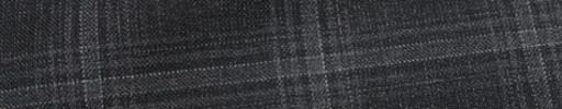 【Ca_7s105】チャコールグレー+7×5cmファンシープレイド