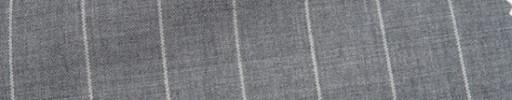 【Ca_7s124】ライトグレー+1.8cm巾ストライプ