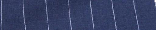 【Ca_7s125】ロイヤルブルー+1.8cm巾ストライプ
