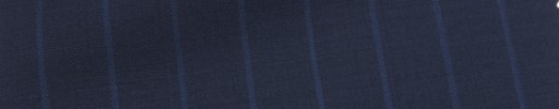 【Ca_7s127】ネイビー+1.5cm巾ブルーストライプ