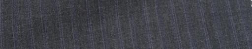 【Ca_7s128】チャコールグレー柄+1.4cm巾パープル交互ストライプ