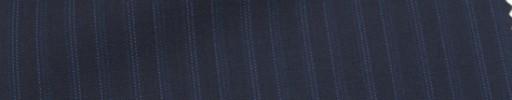 【Ca_7s129】ネイビー柄+1.4cm巾ブルー交互ストライプ