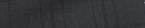 【Ca_7s130】チャコールグレーグレー+5.5×4.5cmファンシーチェック